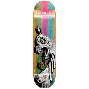 "Madness Skateboards - 8.375"" Rune Glifberg Destroyer R7 Skateboard Deck"