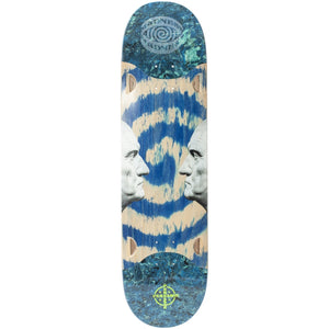 "Madness Skateboards - 8.375"" Alex Perelson Bi-Polar Slick Skateboard Deck"