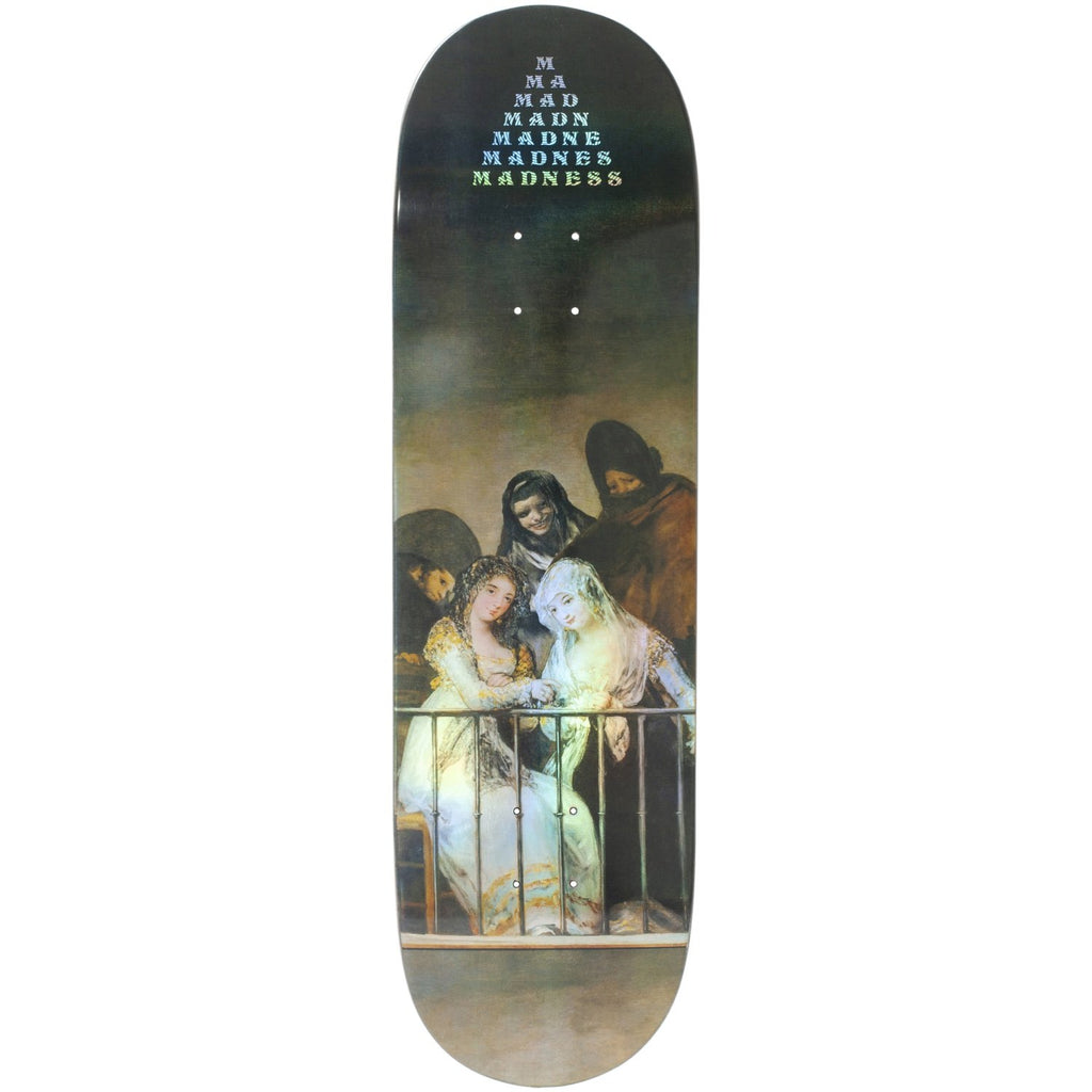 "Madness Skateboards - 8.75"" Creeper Popsicle R7 Skateboard Deck (Holographic)"