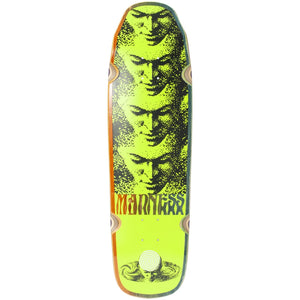 "Madness Skateboards - 9.0"" Mind Universe R7 Skateboard Deck (Neon Yellow)"
