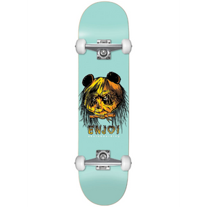 "Enjoi - 7.5"" 80's Head Complete Skateboard"