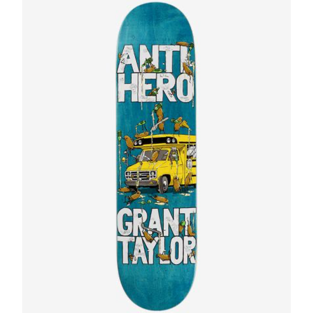 Anti Hero Skateboards - 8.06