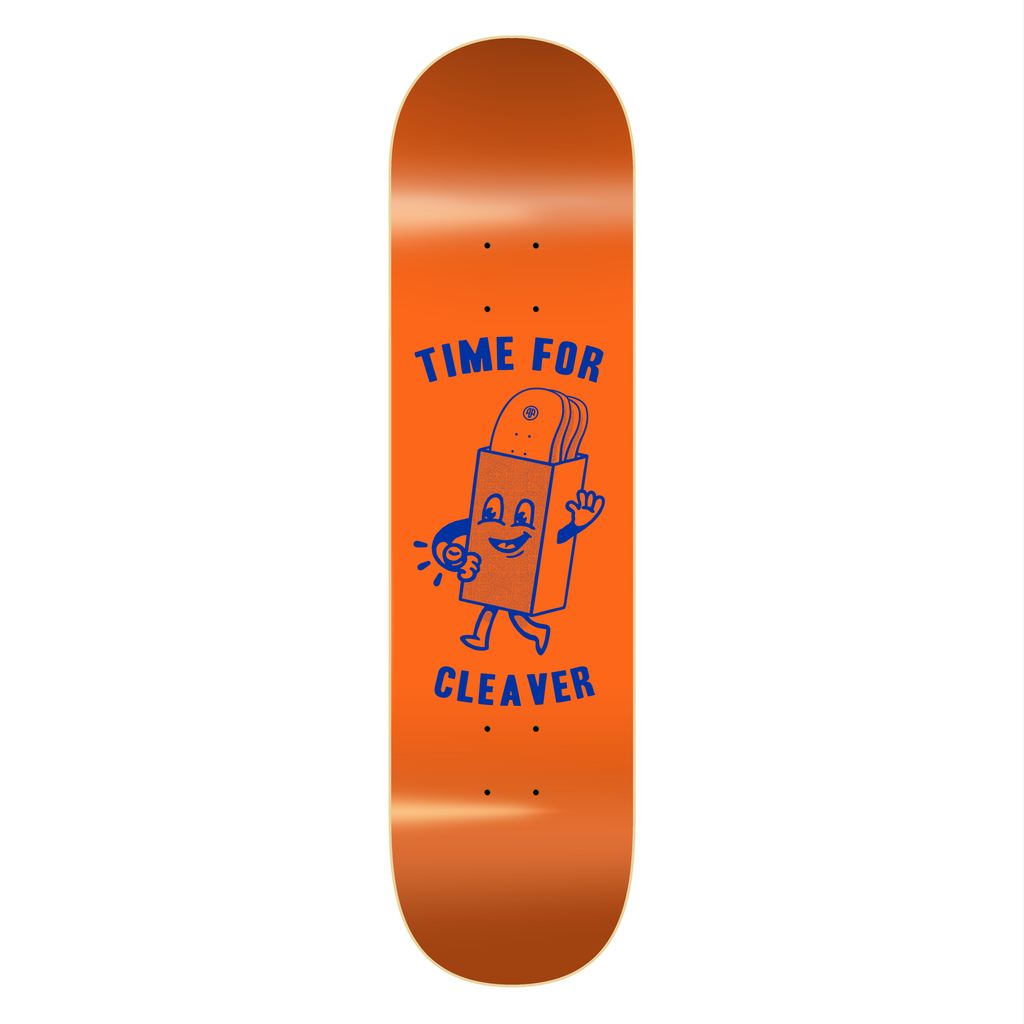 Cleaver Skateboards - 8.0