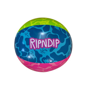 Rip N Dip - Surfs Up Beach Ball