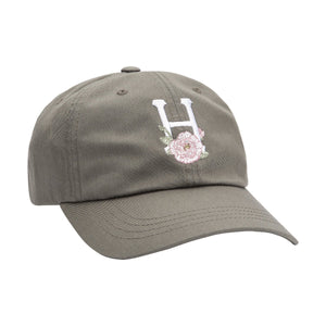 Huf - Central Park 6-Panel Cap - Dusty Olive