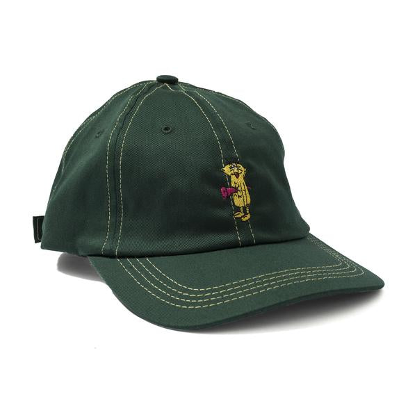 Bronze 56K - Bolt Boy Strapback Cap - Green