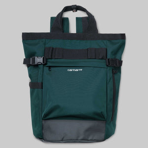 Carhartt WIP - Payton Carrier Backpack - Duck Blue / Blacksmith / White