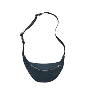 Polar Skate Co. - Waxed Cotton Hip Bag - Navy