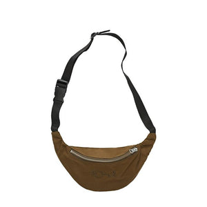 Polar Skate Co. - Waxed Cotton Hip Bag - Brown