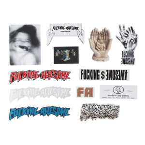 Fucking Awesome - FA Sticker Pack