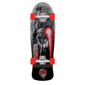 Santa Cruz - O'Brien Reaper 80's Mini Cruiser Complete Skateboard