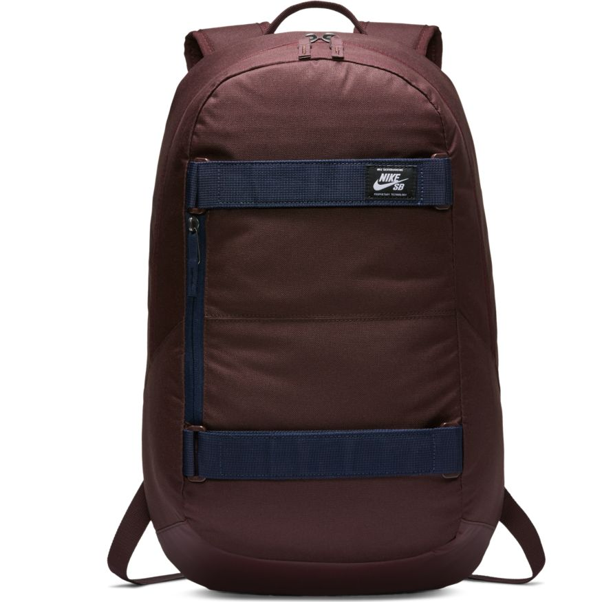 Nike SB - Courthouse Backpack - Mahogany / Obsidian / White