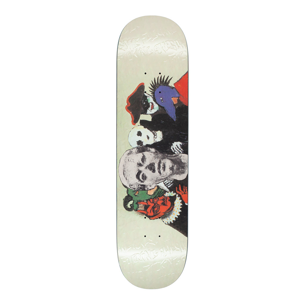 "Fucking Awesome - 8.0"" Bad Influence Skateboard Deck"