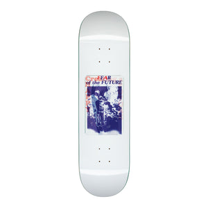 "Fucking Awesome - 8.5"" The Future Skateboard Deck - Holographic"