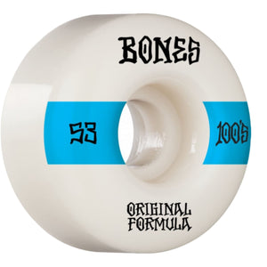 Picture - 53mm POP Wheels - Tangerine