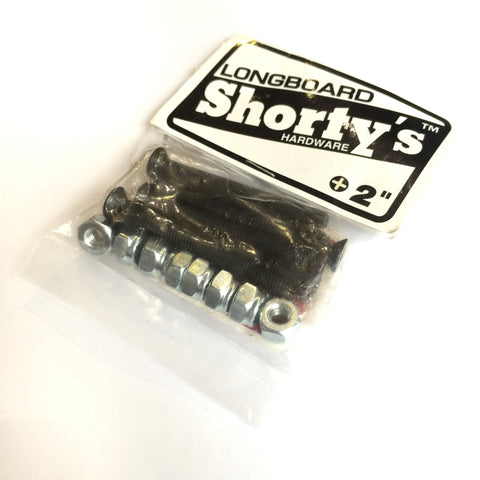 Shortys - Phillips Longboard Bolts - 2 Inch