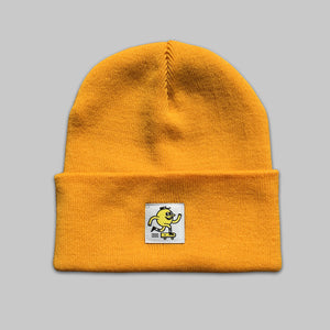 Blast Skateboards - Logo Swatch Beanie - Yolk