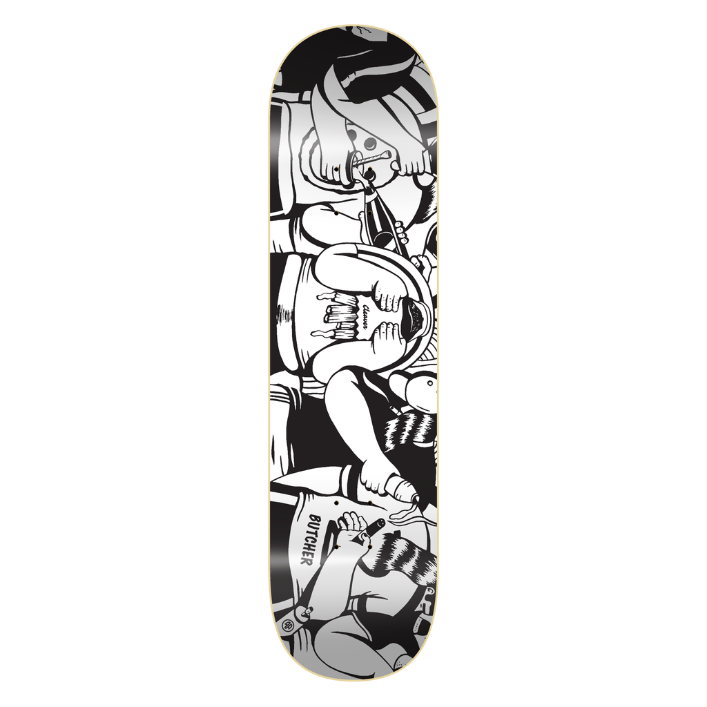 Cleaver Skateboards - 8.25