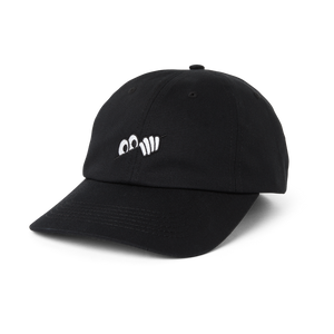 Last Resort AB - Eye 6 Panel Cap - Black