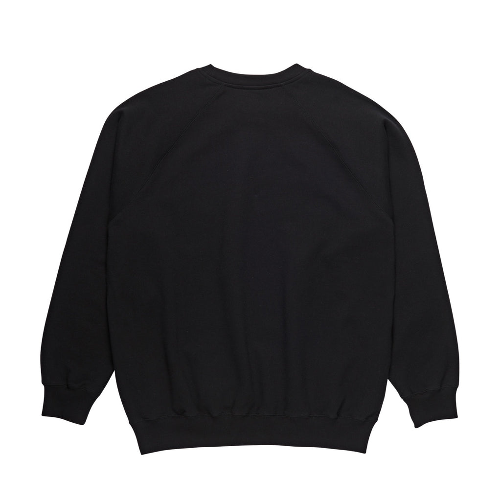 Polar Skate Co. - Default Crewneck Sweatshirt - Black