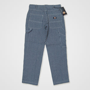 Dickies - Garyville Carpenter Pant - Hickory Stripe