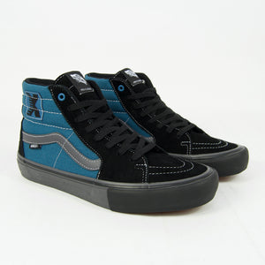 Vans - Sci-Fi Fantasy Sk8-Hi Pro Shoes - Black / Blue