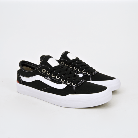 Vans - Chima Ferguson Pro 2 Canvas Shoes - Black / White
