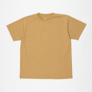 Dancer - Patch Lie T-Shirt - Sand