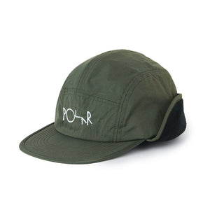 Polar Skate Co. - Flap Cap - Army Green