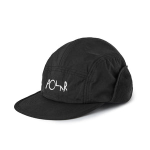 Polar Skate Co. - Flap Cap - Black