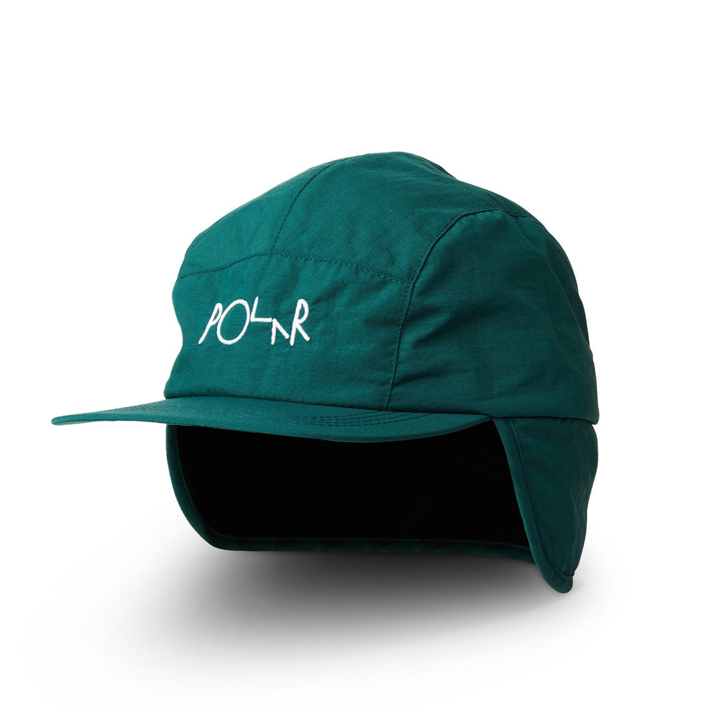 Polar Skate Co. - Flap Cap - Dark Green