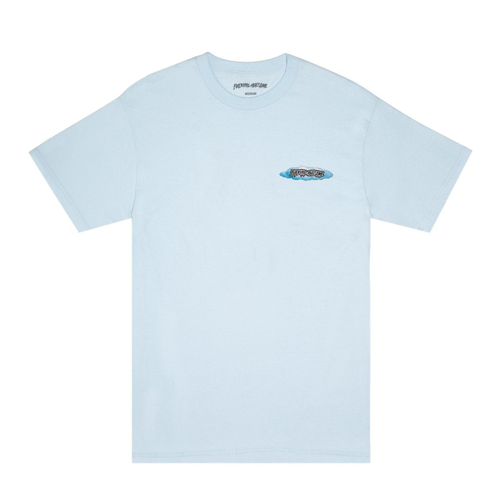 Fucking Awesome - Rain T-Shirt - Chambray