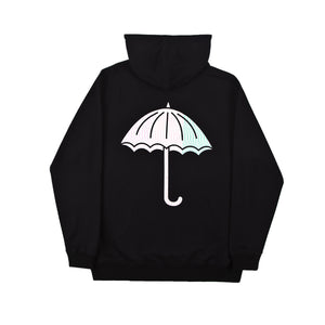 Helas - Good Dose Pullover Hooded Sweatshirt - Black