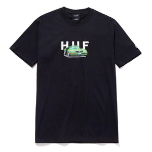 Huf - Street Fighter 2 Bonus Stage T-Shirt - Black