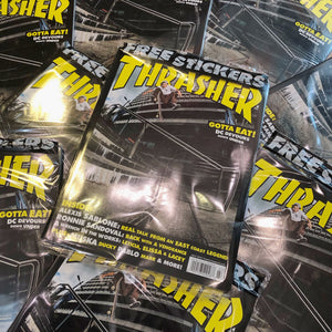 Thrasher Magazine - July 2019 Issue