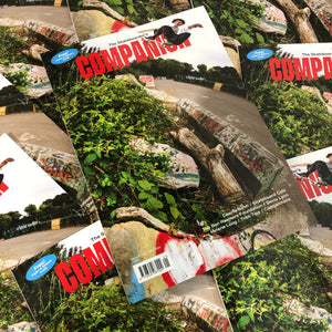The Skateboarder's Companion Magazine - Issue 1 (FREE WITH ANY ORDER)