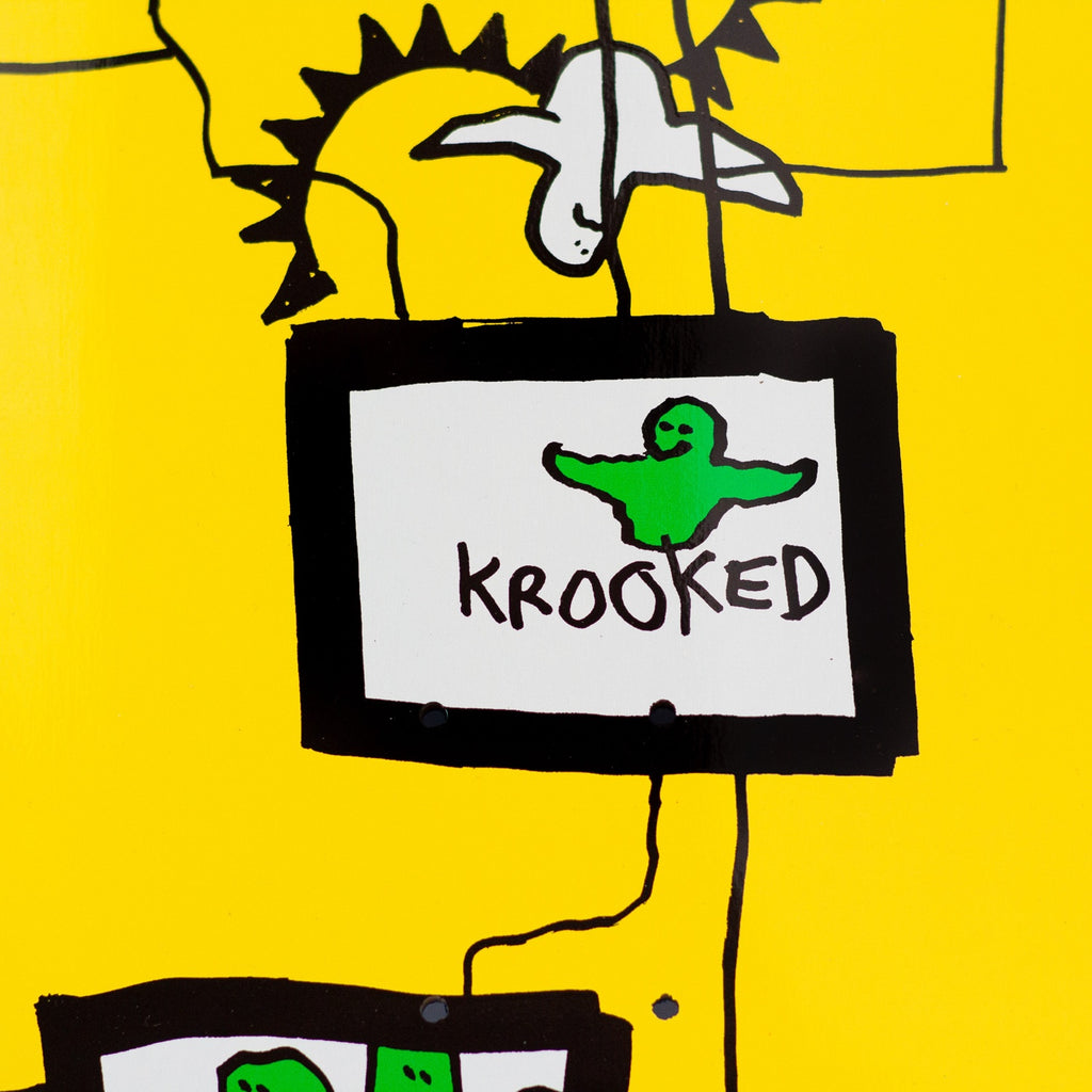 Krooked Skateboards - 8.38