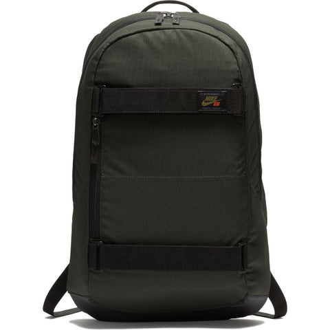 Nike SB - Courthouse Backpack - Sequoia / Black / Olive Flak