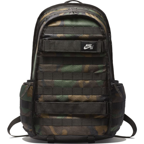 Nike SB - RPM Backpack - Iguana / Black / Black