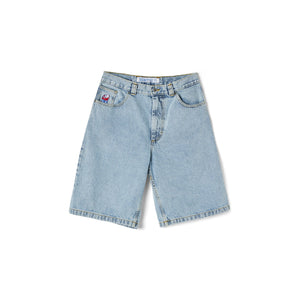 Polar Skate Co. - Big Boy Denim Shorts - Light Blue