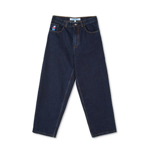 Polar Skate Co. - Big Boy Denim Jeans - Deep Blue
