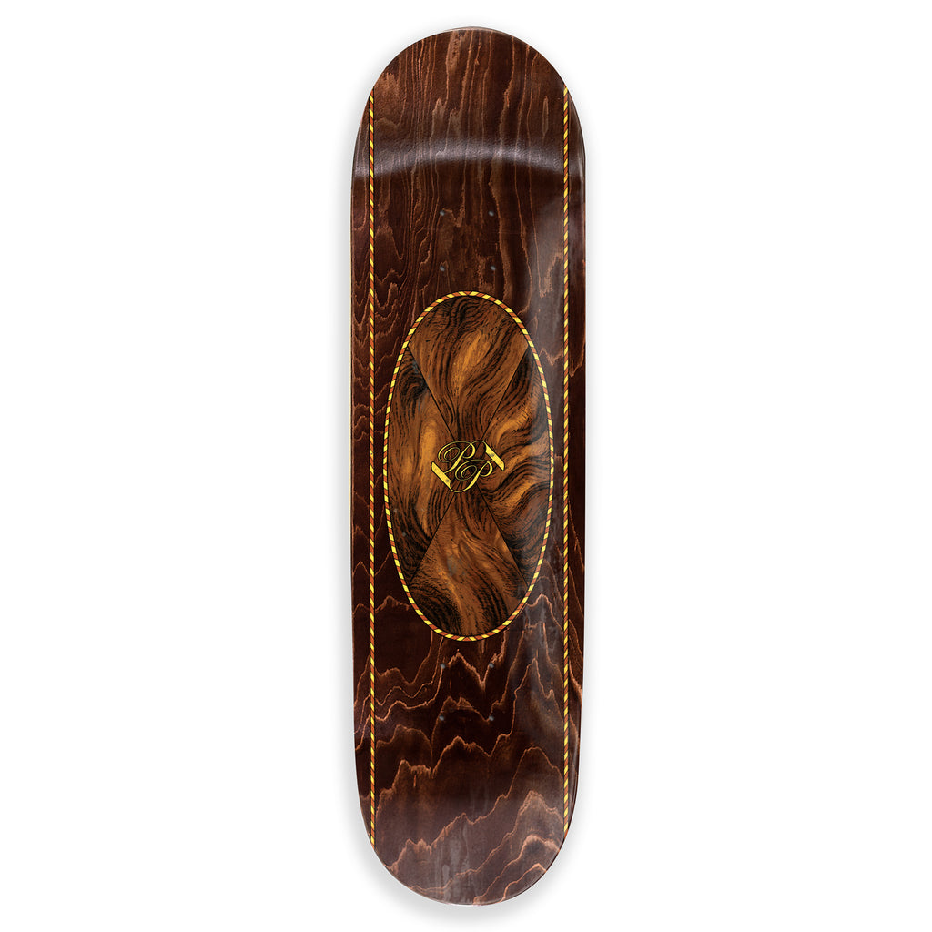 "Pass Port Skateboards - 8.875"" Inlay Spade Shape Skateboard Deck"