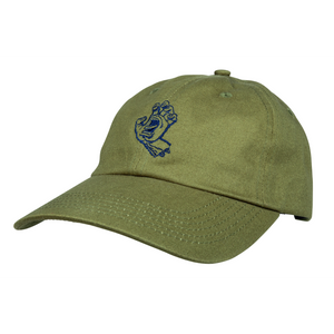 Santa Cruz - Outline Hand Cap - Olive