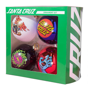 Santa Cruz - Ornament Set 2019 Christmas Baubles - Multi