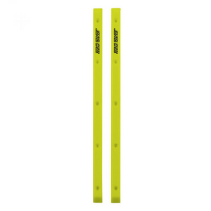 Santa Cruz - Cell Block Slimline Rails - Neon Yellow