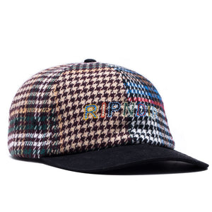 Rip N Dip - Roygbiv Plaid Strap Back Cap - Multi