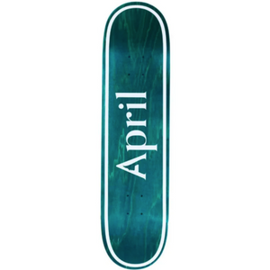 April Skateboards - 8.0