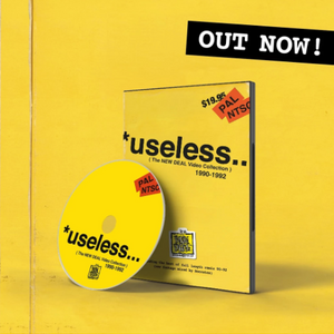 New Deal - *Useless (1990-1992 Video Collection)