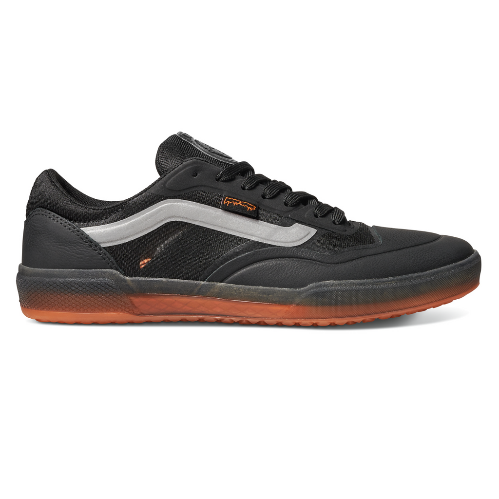 Vans - FA Ave Pro Ltd Shoes - Black Reflective