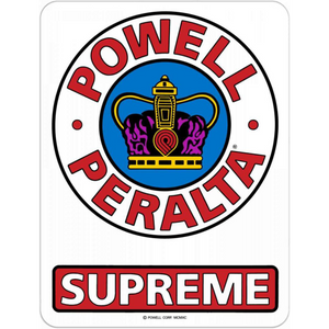 Powell Peralta - Supreme Medium 3.5